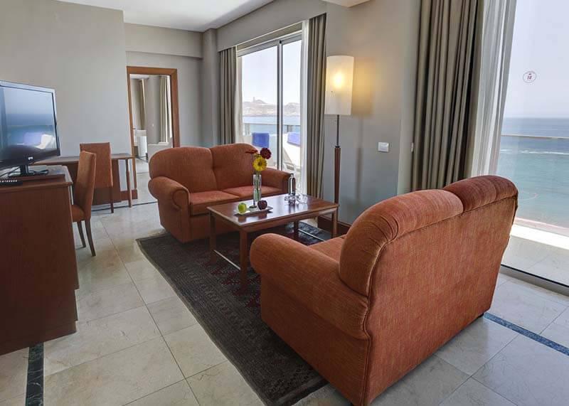 Hotel Reina Isabel Gran Canarias Spain