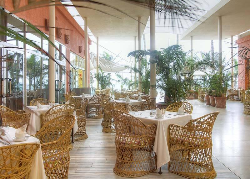 Hotel Reina Isabel Las Palmas Gran Canarias Spain